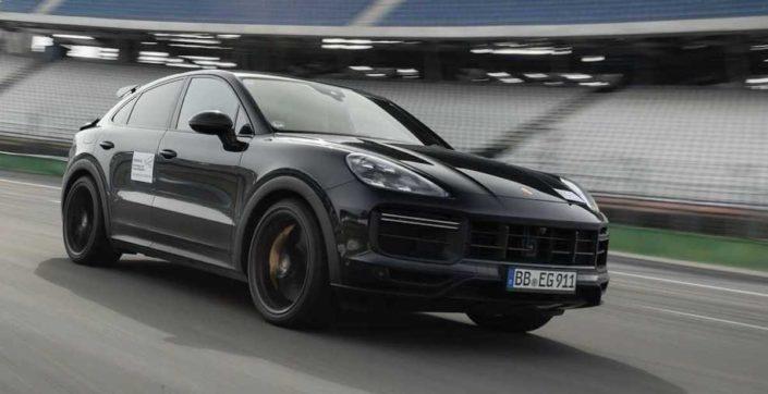 Porsche Cayenne Coupe 2022