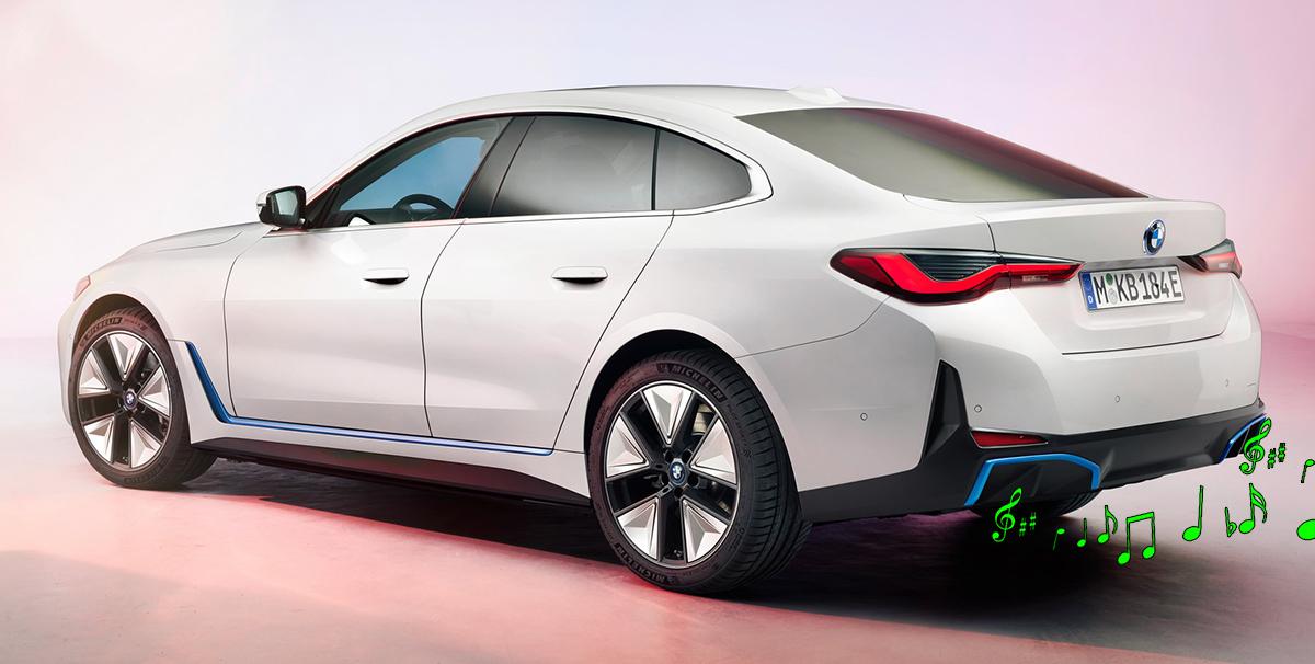BMW i4 M Performance
