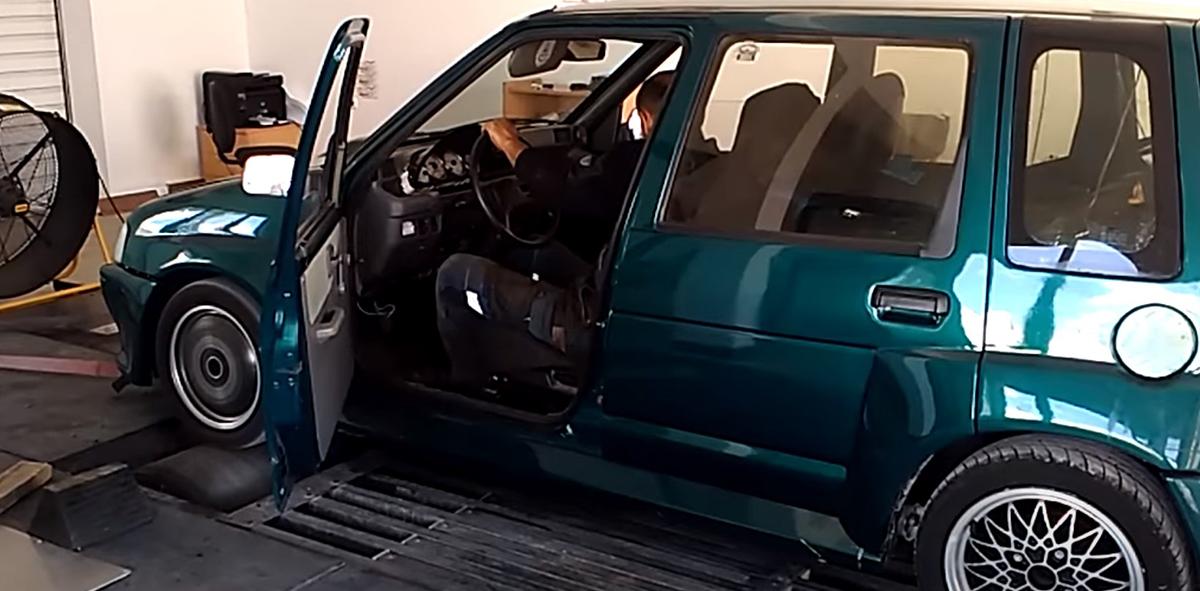 Daewoo Tico 1.4 Turbo