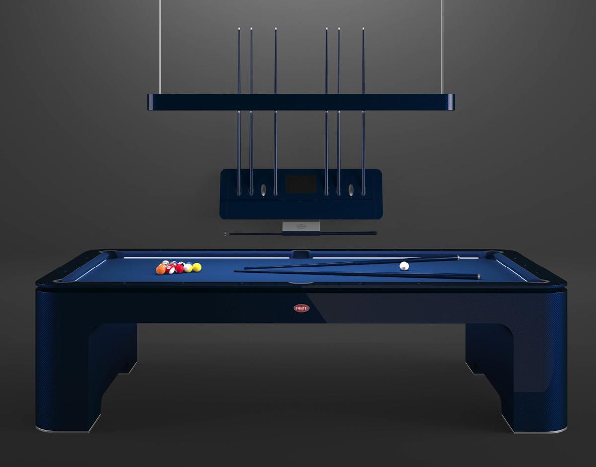 Stół Bilardowy Bugatti IXO