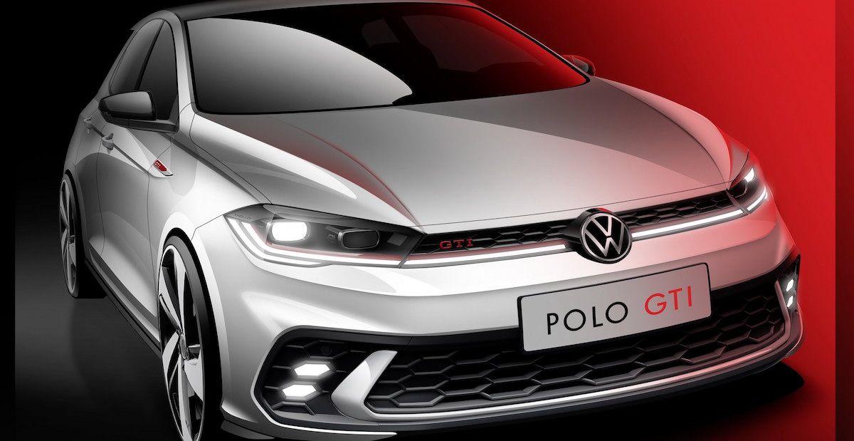 2021 Volkswagen Polo GTI concept