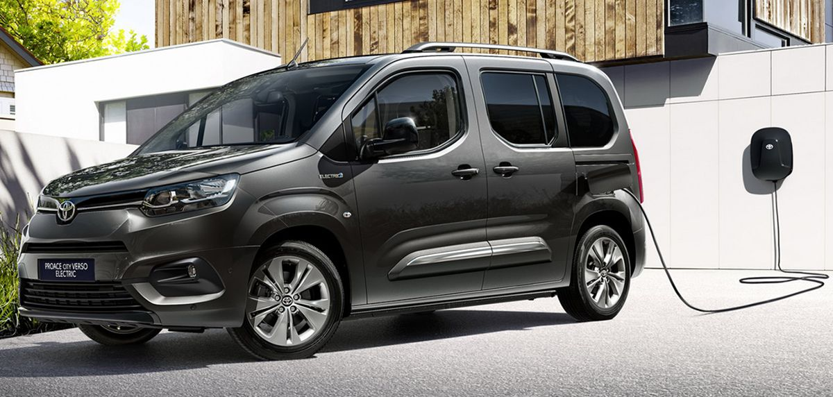 2021 Toyota Proace City Electric