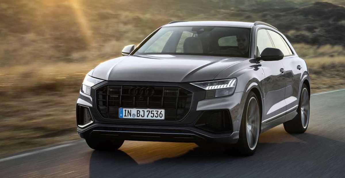 2022 Audi Q8 S-Line Competition Plus