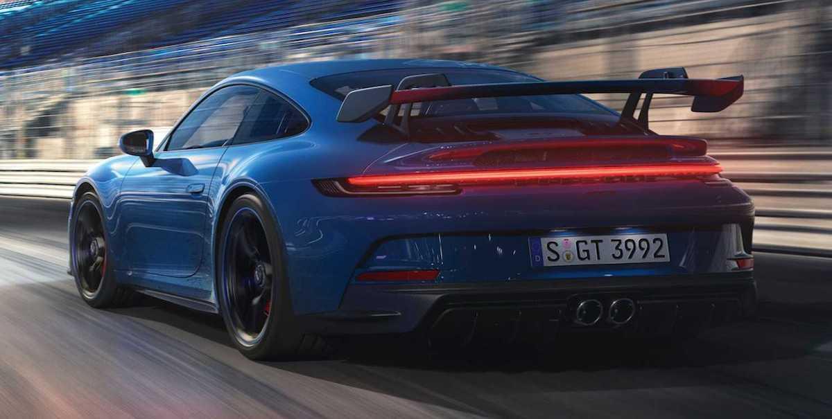 Porsche 911 GT3 992 2021