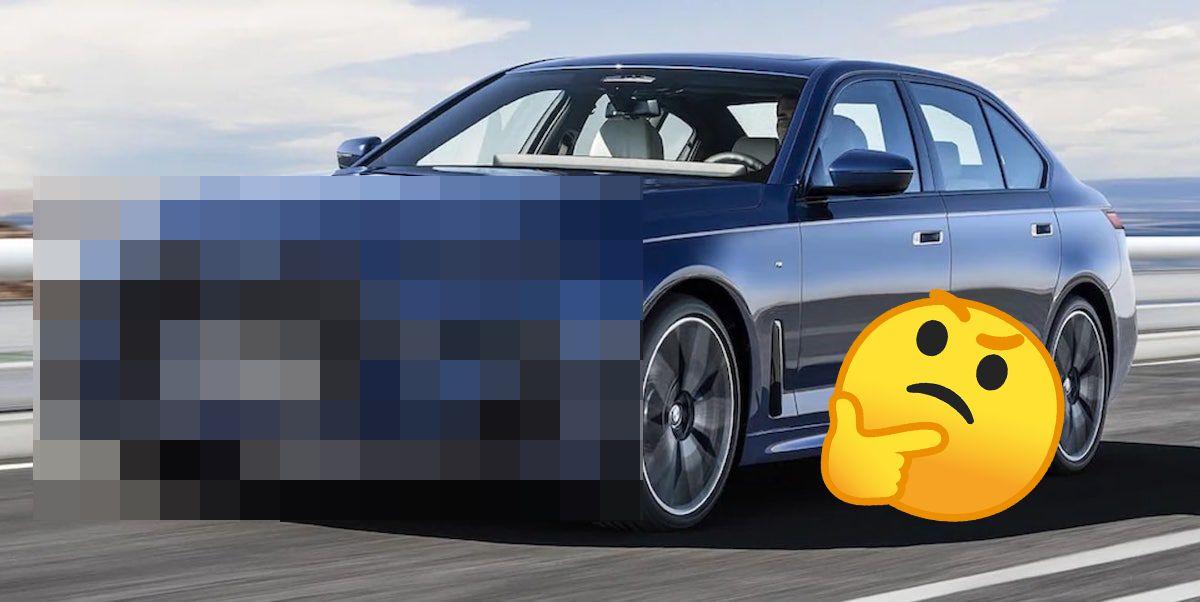 2023 BMW Serii 5 G60 rendering