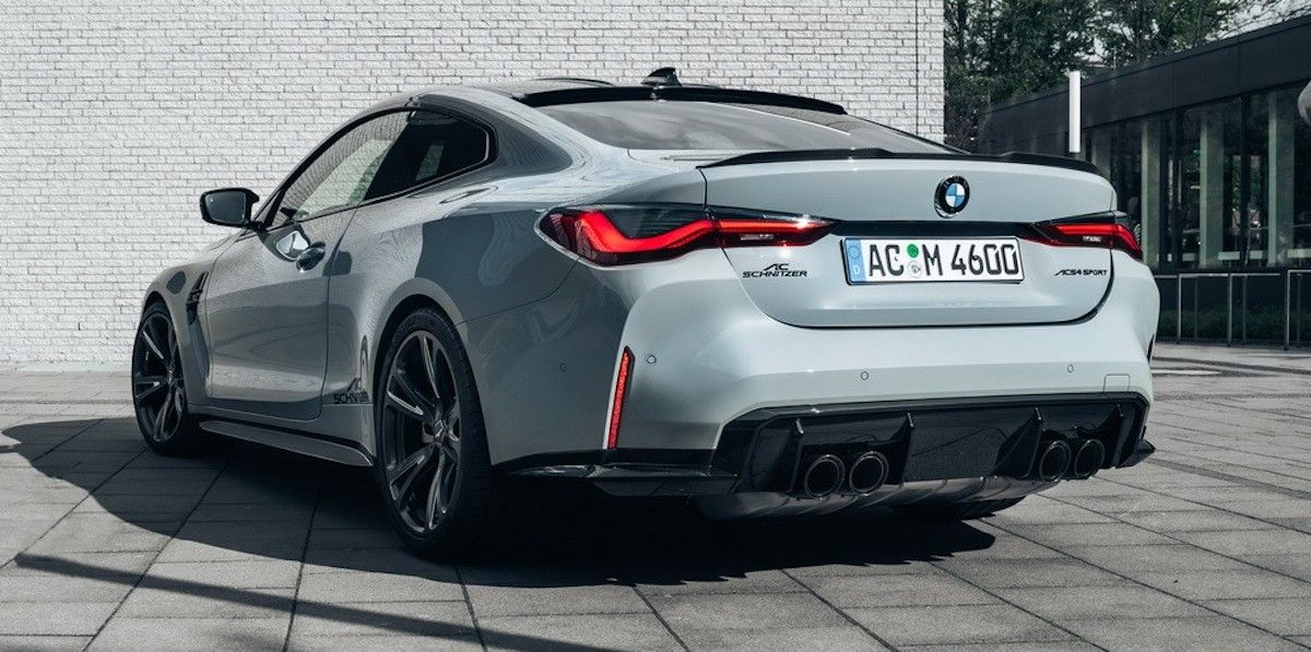 AC Schnitzer BMW M4 G82 Coupe