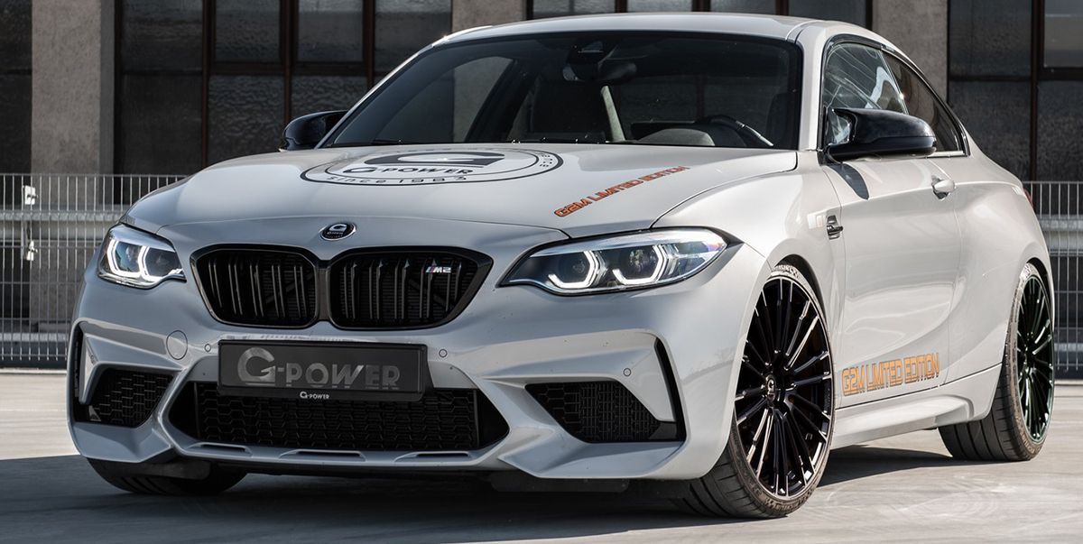 BMW M2 Competition G-Power G2M