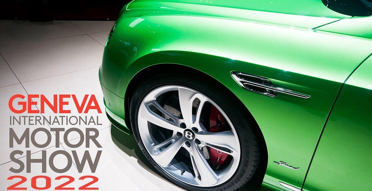 Geneva Motor Show 2022