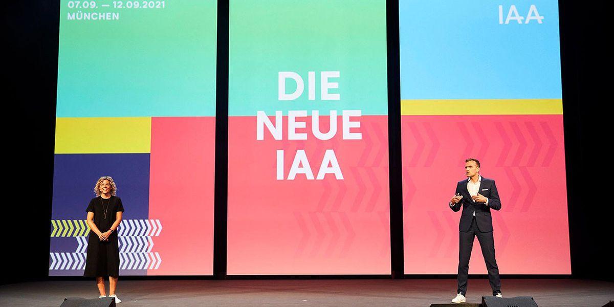 IAA Monachium 2021