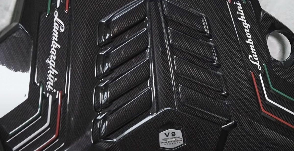 Lamborghini Urus karbon