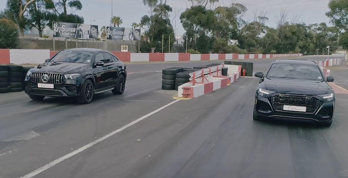 Mercedes-AMG GLE 63 S 4MATIC+ vs Audi RS Q8