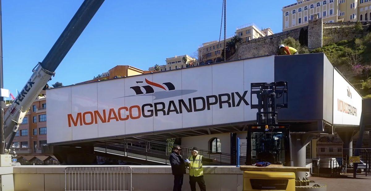 Monaco Grand Prix F1 2021