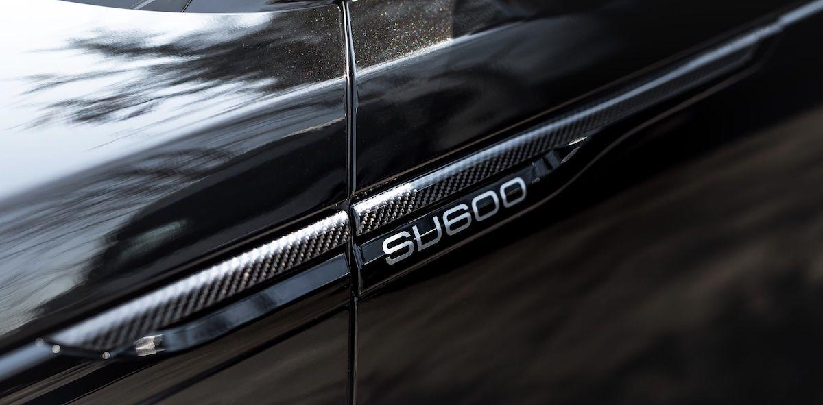 Range Rover Velar Manhart SV600