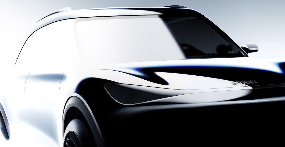 Smart EQ SUV