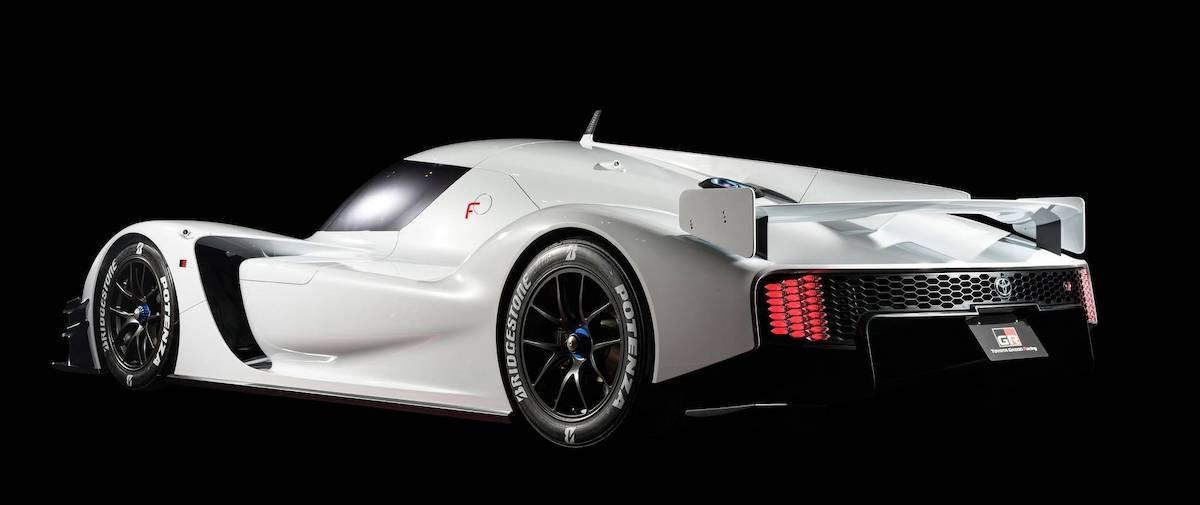 Toyota GR 010 Concept