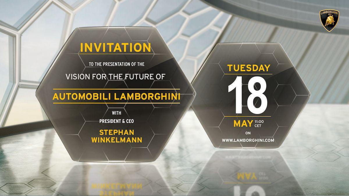 lamborghini konferencja