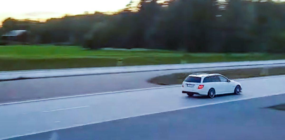 Mercedes-Benz C63 AMG W204 Kleemann
