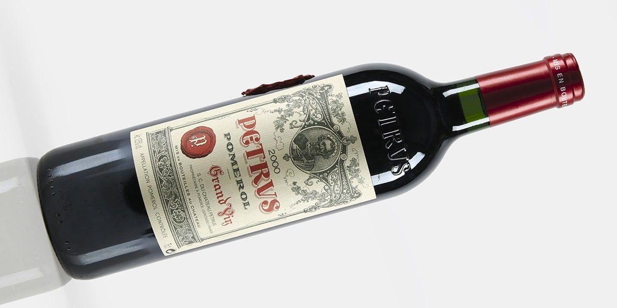 Wino Petrus 2000