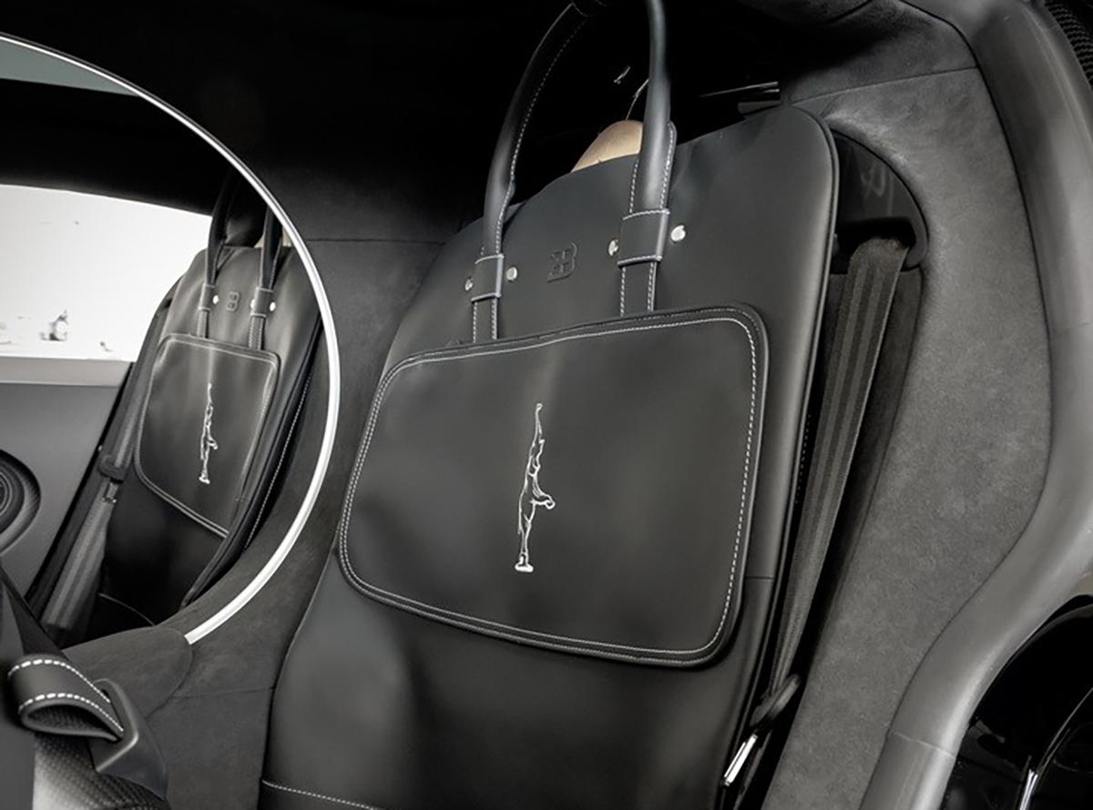 Zestaw podróżny Bugatti Chiron