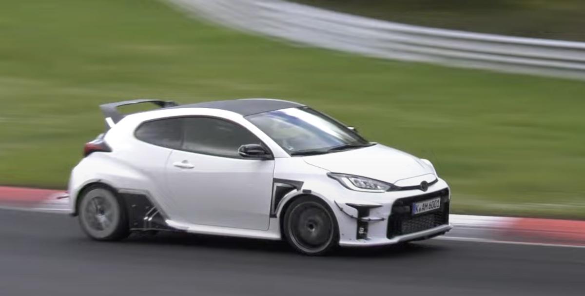 2022 Toyota GR Yaris Extreme