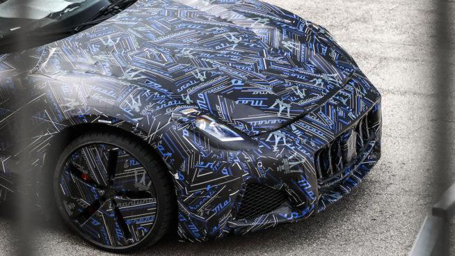 2023 Maserati Gran Turismo