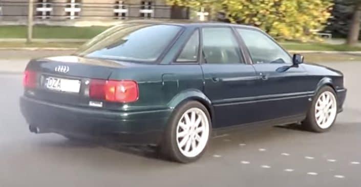 Audi 80 B4 V8