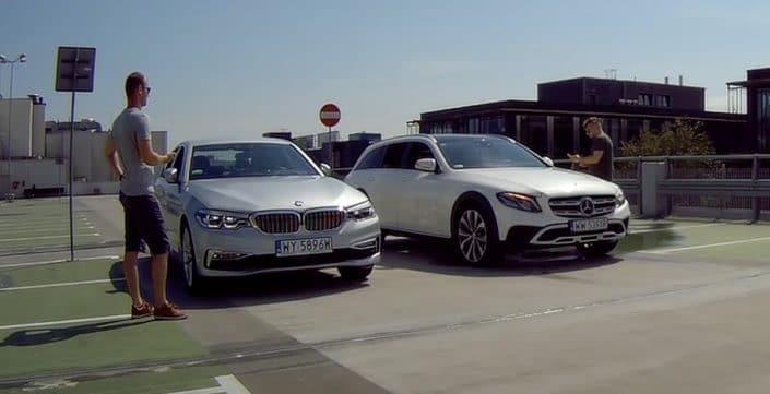BMW 520d xDrive vs Mercedes-Benz E220d 4Matic Allterrain