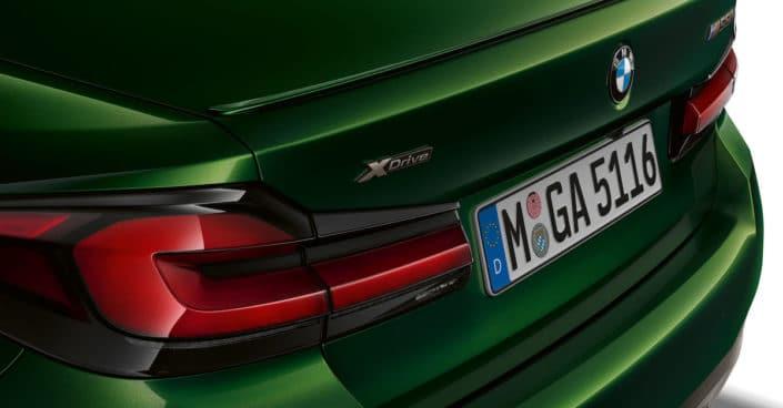 BMW M550i xDrive G30 2021