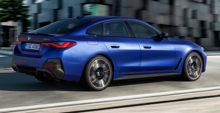 BMW i4 M50 2022