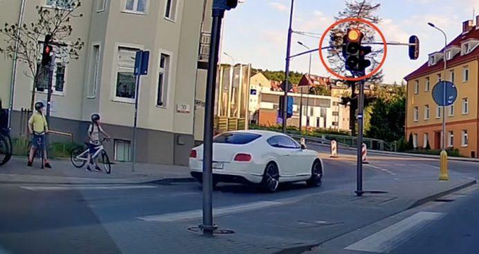 Bentley Continental GT gdańsk