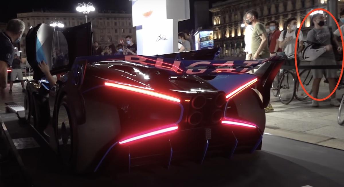 2022 Bugatti Bolide