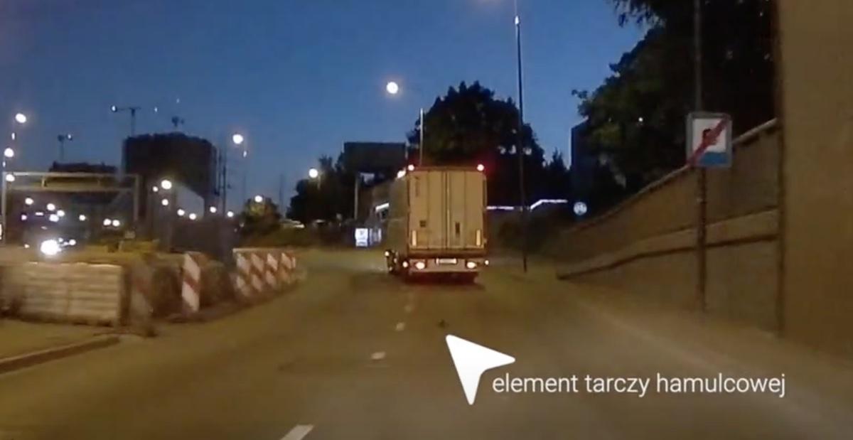 Ciężarówka tarcza hamulcowa