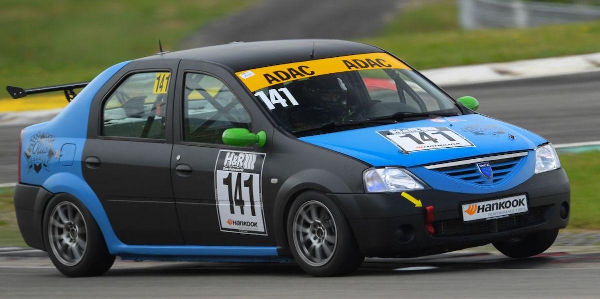 Dacia Logan 24h Nurburgring