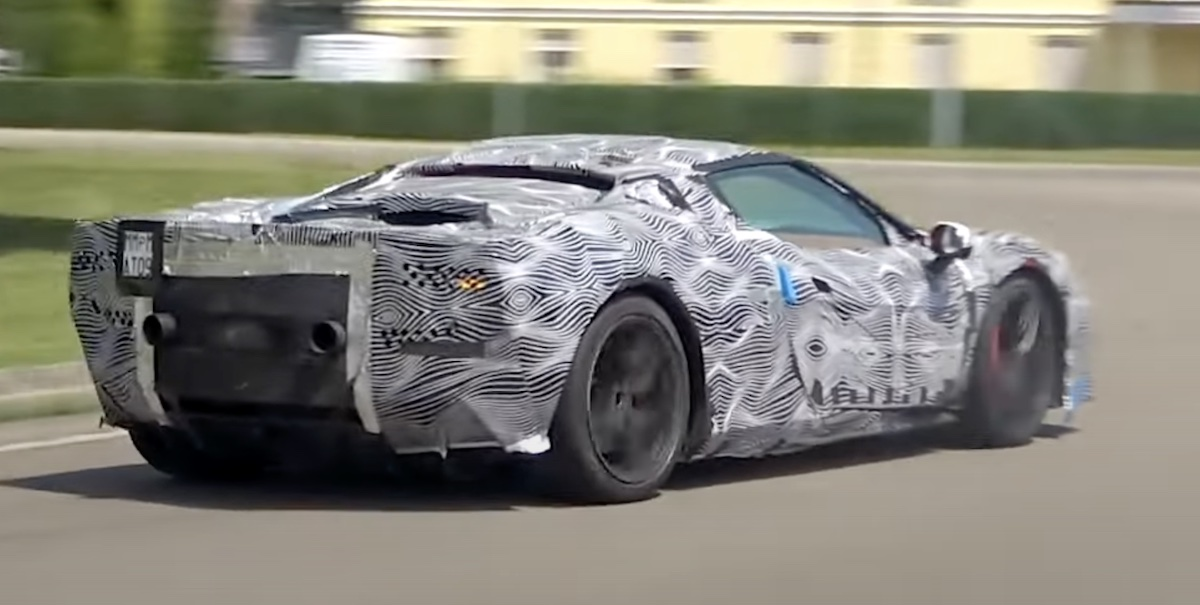 Ferrari Dino V6 Hybrid