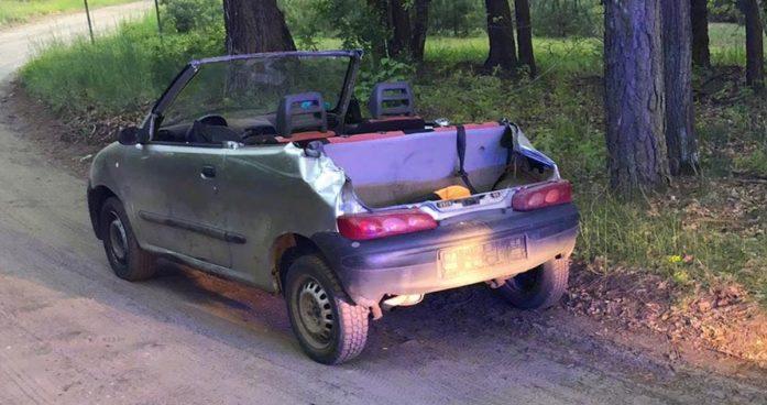 Fiat Seicento Cabrio