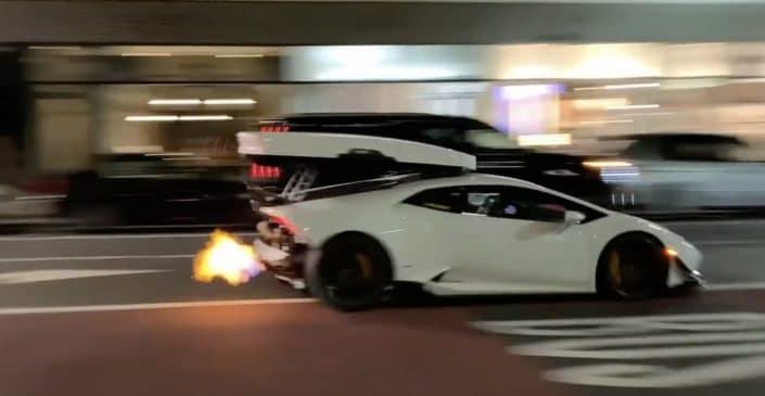 Lamborghini Huracan Twin Turbo