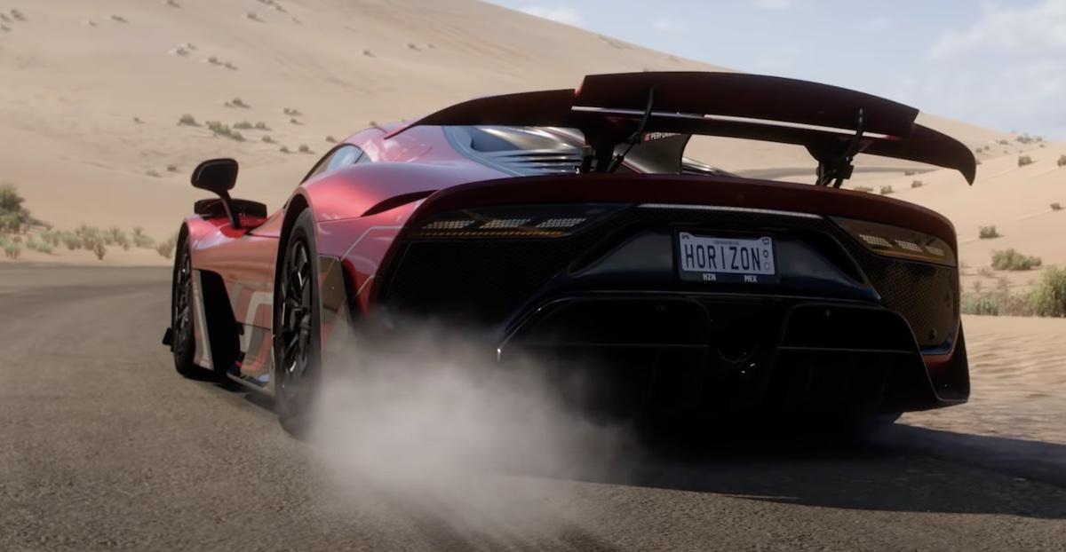 Mercedes-AMG One Forza Horizon 5