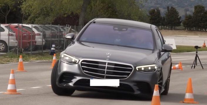 Mercedes-Benz Klasy S W223