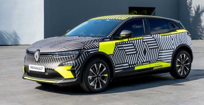 Renault Megane E-Tech Electric 2022