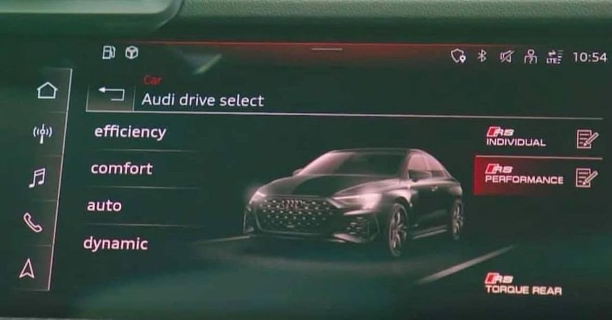 2022 Audi RS3 Limousine