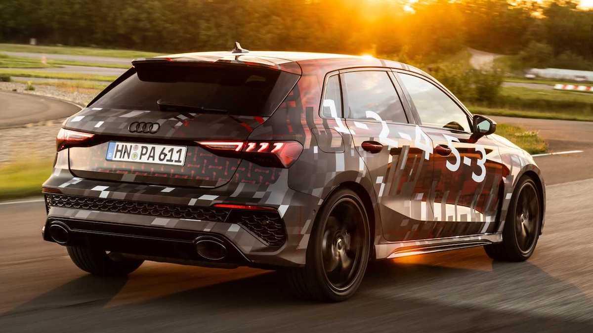 2022 Audi RS3 Sportback