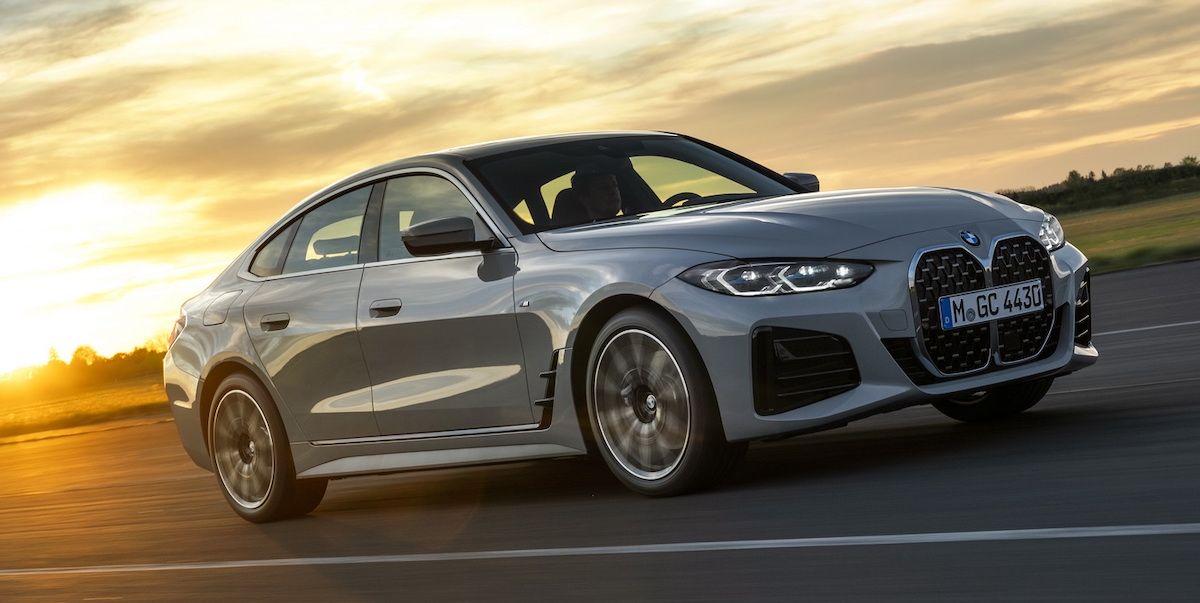 2022 BMW Serii 4 Gran Coupe