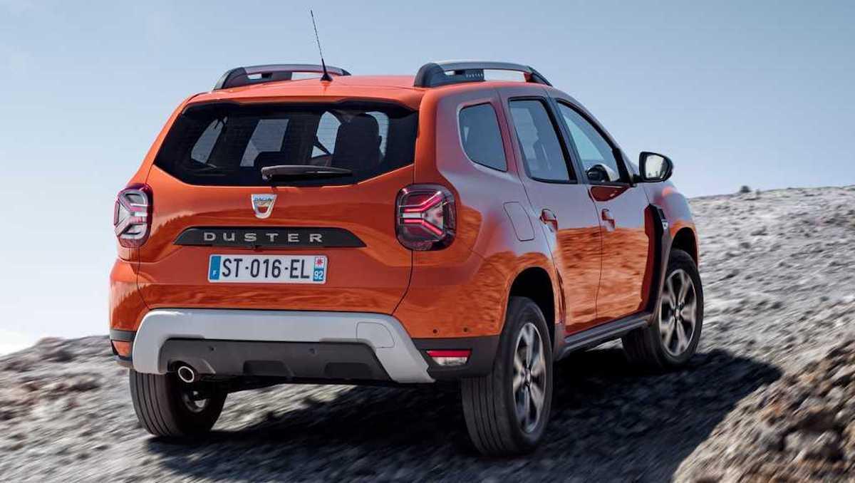 2022 Dacia Duster
