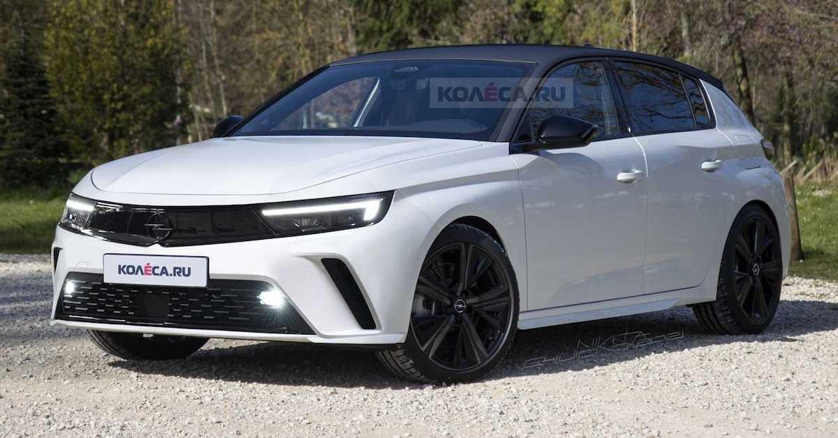 2022 Opel Astra L