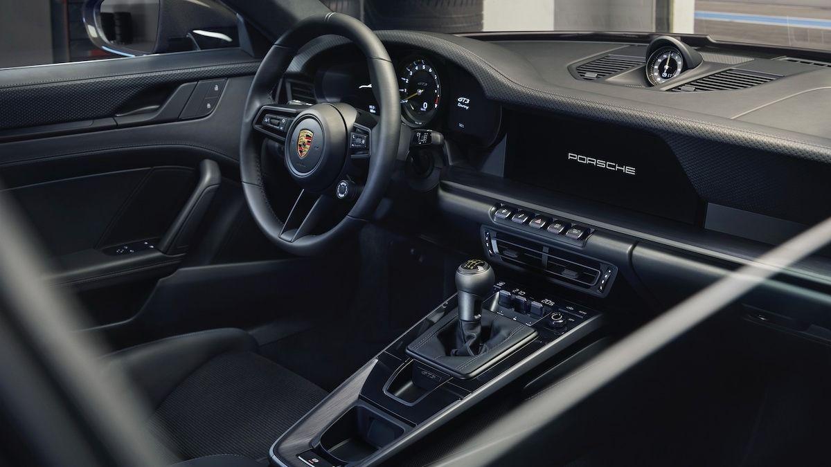 2022 Porsche 911 GT3 Touring 992