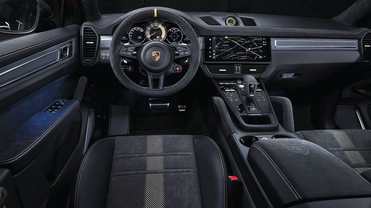 2022 Porsche Cayenne Turbo GT