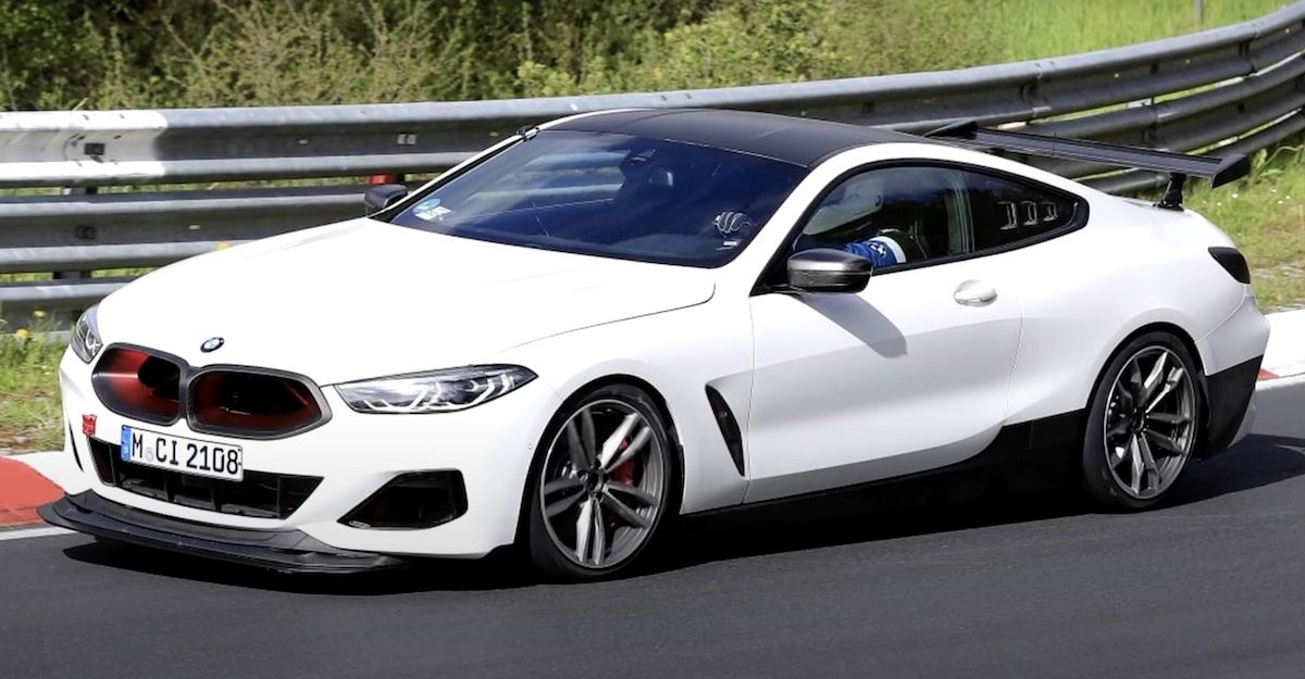 2023 BMW M8 CSL