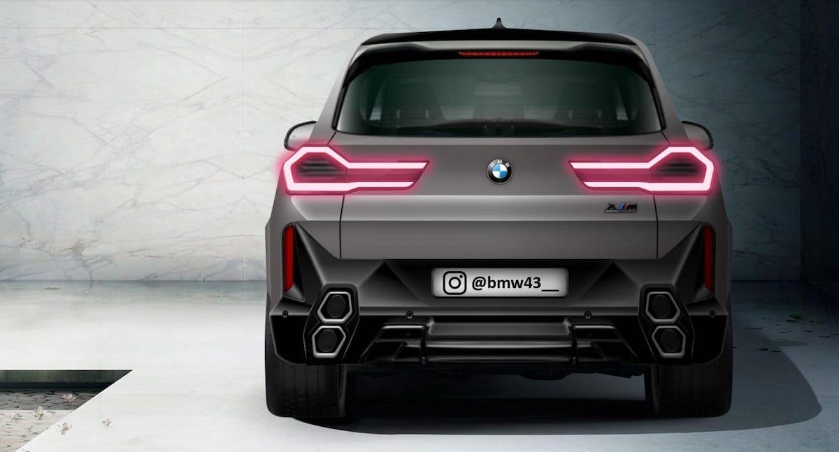 2023 BMW XM