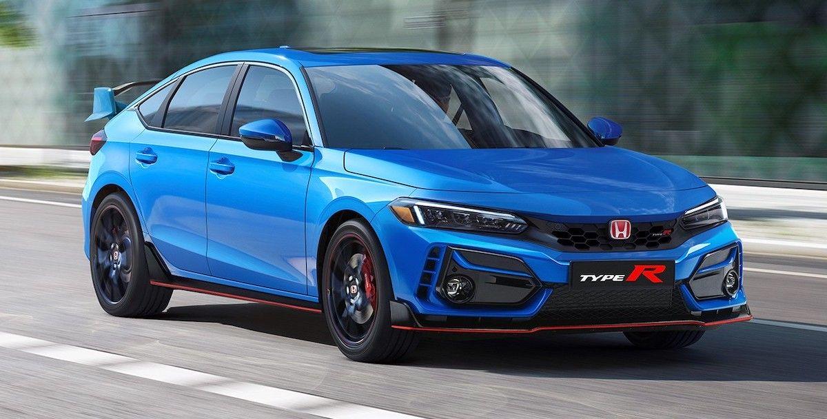 2023 Honda Civic Type-R