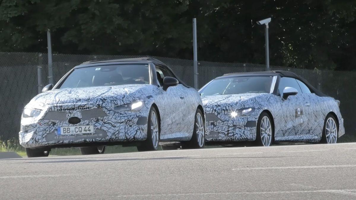 2023 Mercedes-Benz Klasy CLE Cabrio